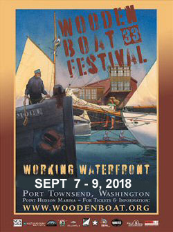 39th Wooden Boat Festival Sep 11-13, 2015